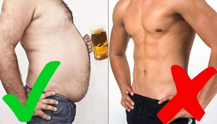 Organizația Mondială a Sănătății atrage atenția că sunt bărbați trecuți de 30 de ani care n-au burtă de bere
