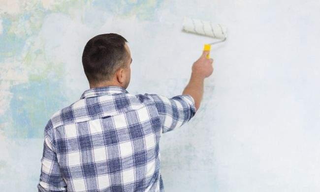 Românii își zugrăvesc câte un perete, ca să dea bine la interviurile online