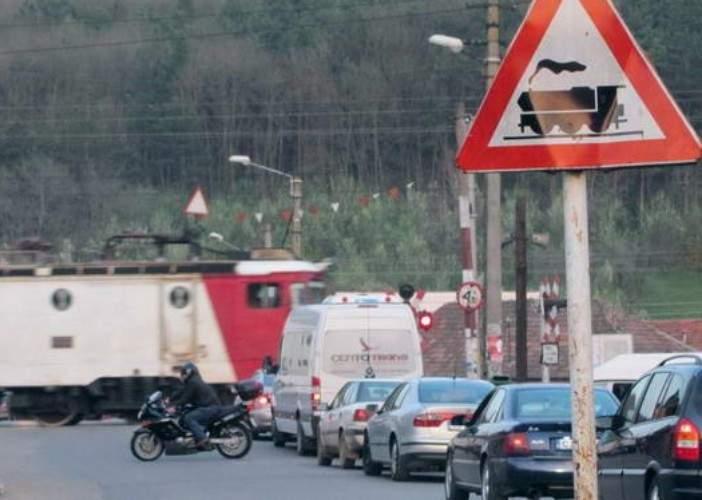 """Martor la accidentul finului lui Gigi Becali: """"A crezut că bariera e pusă pentru tren"""""""