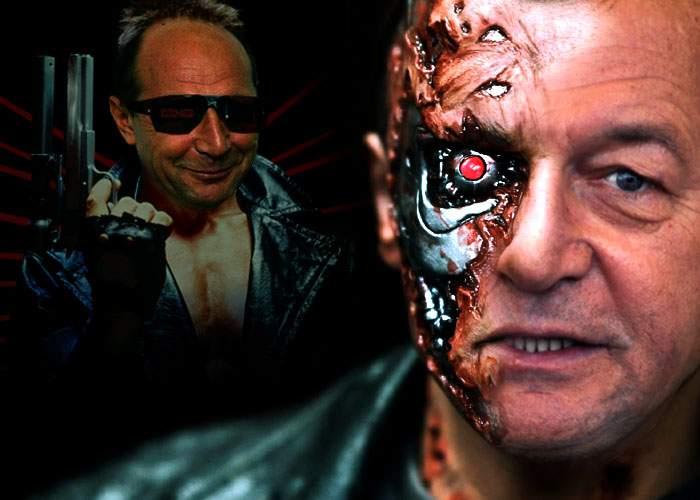 Orice ca să oprească DNA-ul! Noul Băsescu va merge înapoi în timp să-l omoare pe vechiul Băsescu