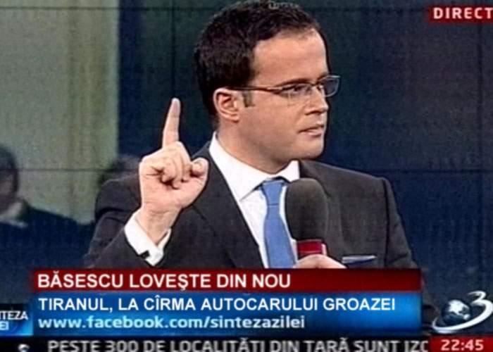 Previzibil! Antena 3 susţine că la volanul autocarului morţii se afla Băsescu