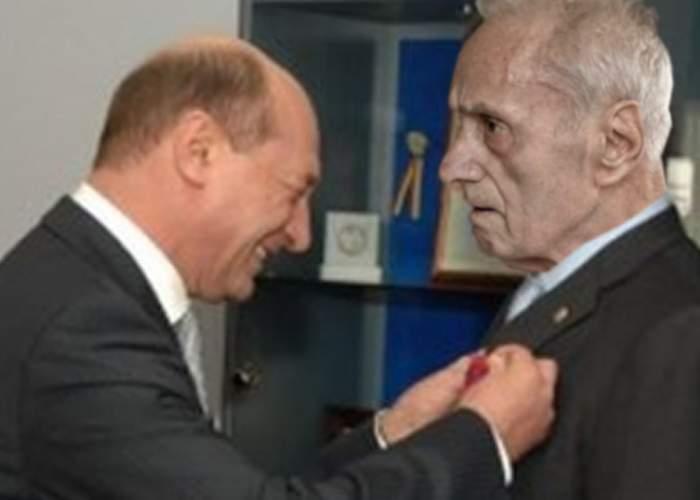 """Pentru că nu poate fi condamnat, Vişinescu va fi decorat de Băsescu: """"Atât mă duce capul!"""""""