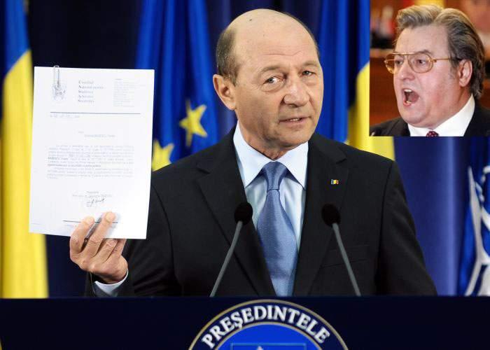 """Vadim îl acuză pe Băsescu de plagiat: """"Eu am avut primul ideea că alegerile vor fi fraudate"""""""