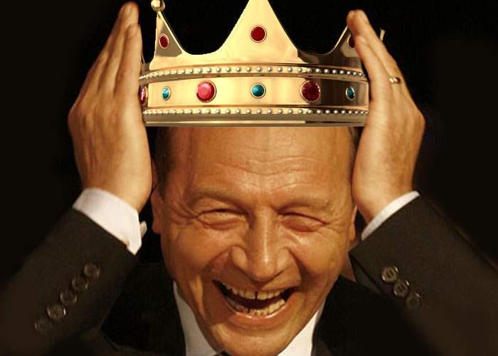 """Băsescu preia modelul ţigănesc: """"După terminarea mandatului, o să mă proclam împăratul Traian"""""""