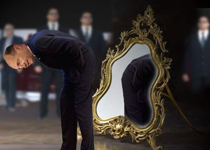 Breşă de securitate la Cotroceni! Băsescu a găsit urme de buze străine pe cur