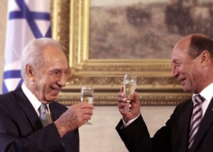 16 lucruri despre vizita lui Băsescu în Israel