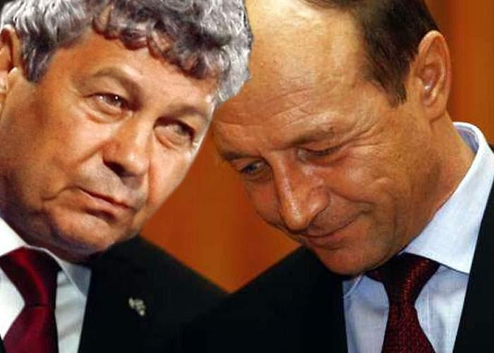 """Băsescu: """"Prima dată i-am propus lui Mircea Lucescu funcţia de premier"""""""