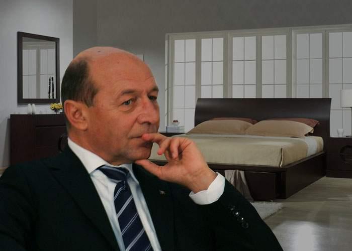 """Băsescu, nemulţumit de mutarea Elenei Udrea la Roman: """"Dormitorul de acolo e foarte incomod"""""""