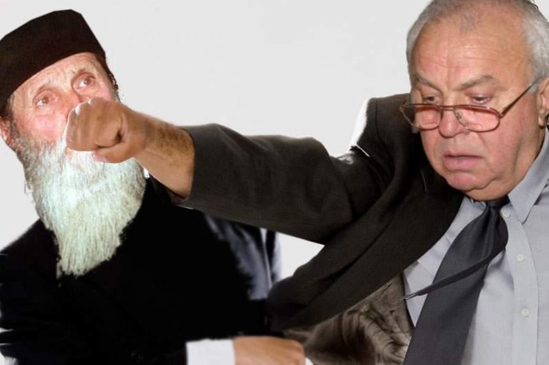 Breaking news! Bătaie pe ultimul rinichi între Arşinel şi Pimen