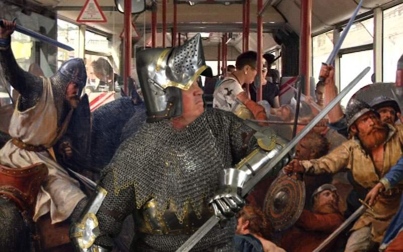 Adevăratul Game of Thrones. 200 de pensionari s-au bătut pe singurul scaun gol în autobuz