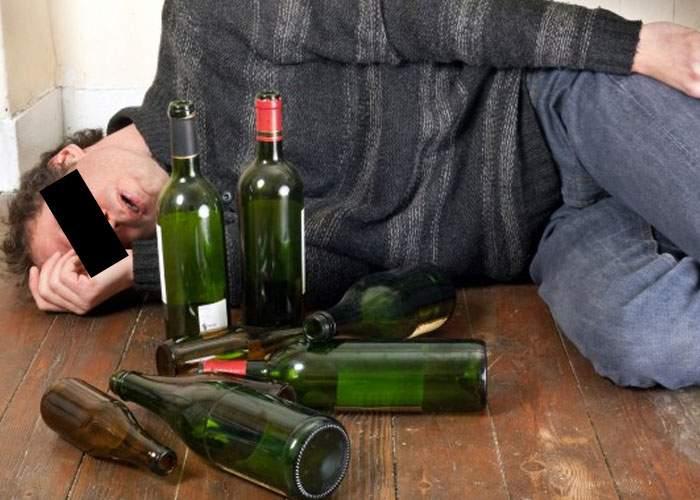 Un student din Cluj e la a şaptea comă alcoolică şi încă n-a reuşit să-şi bea toţi banii de chirie