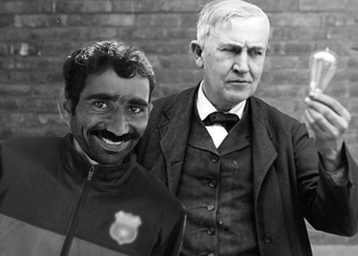 Descurcăreţ. Al doilea om din lume cu curent electric a fost vecinul român al lui Edison