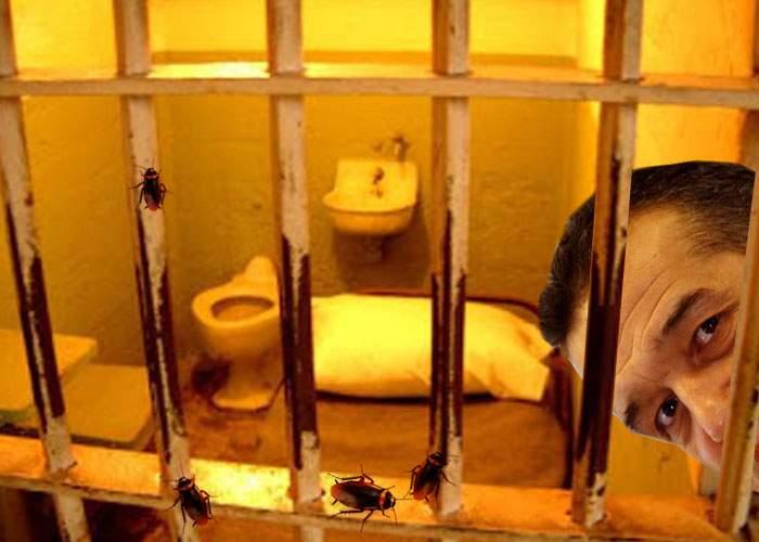 """Deţinuţii reclamă condiţii inumane la Jilava: """"Gândaci, ploşniţe, păduchi. Mai nou şi Gigi Becali"""""""