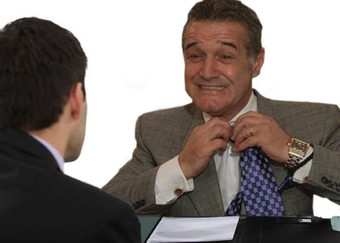 Angajaţii Pro-ului care nu au hârtie semnată de Gigi Becali că sunt ok profesional vor fi daţi afară