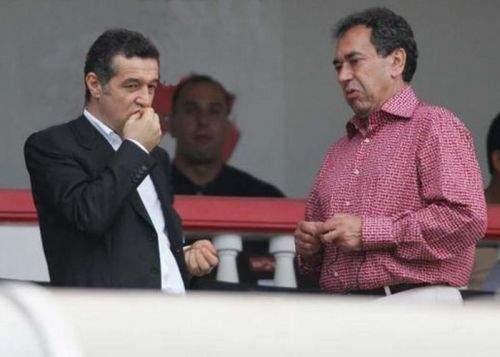Gigi Becali l-a angajat pe Nicolae Badea scouter pentru Steaua