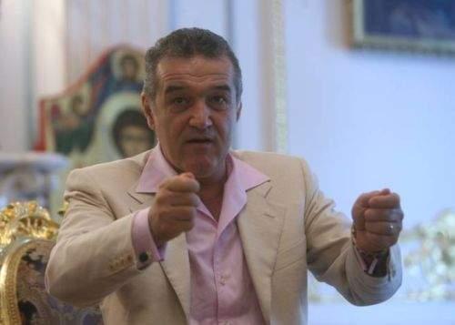 Chiar s-a schimbat în puşcărie! Gigi Becali vrea să vândă Steaua ca să cumpere Uniunea Scriitorilor