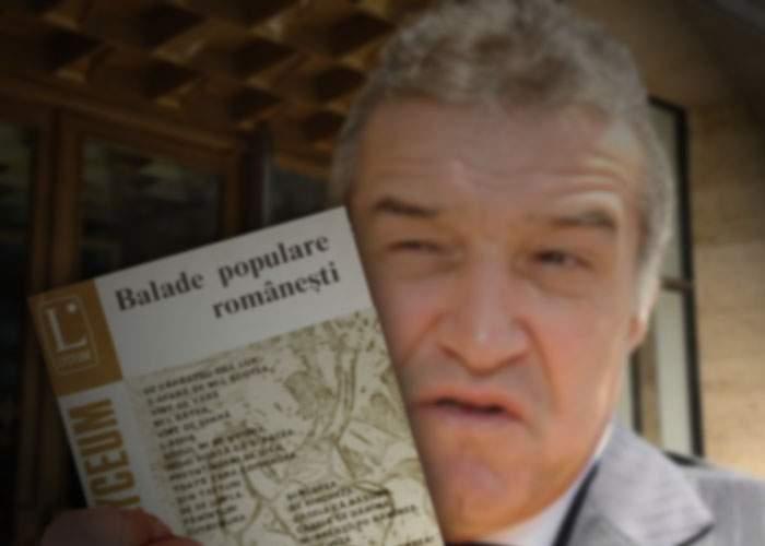 """Becali: Balada """"Mioriţa"""" e o minciună ordinară! Oile mele nu m-au avertizat că intru la puşcărie"""