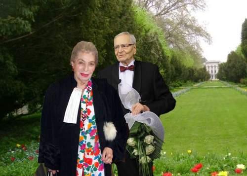 Beligan, surprins în Cişmigiu cu o femeie mult mai tânără: Paula Iacob!
