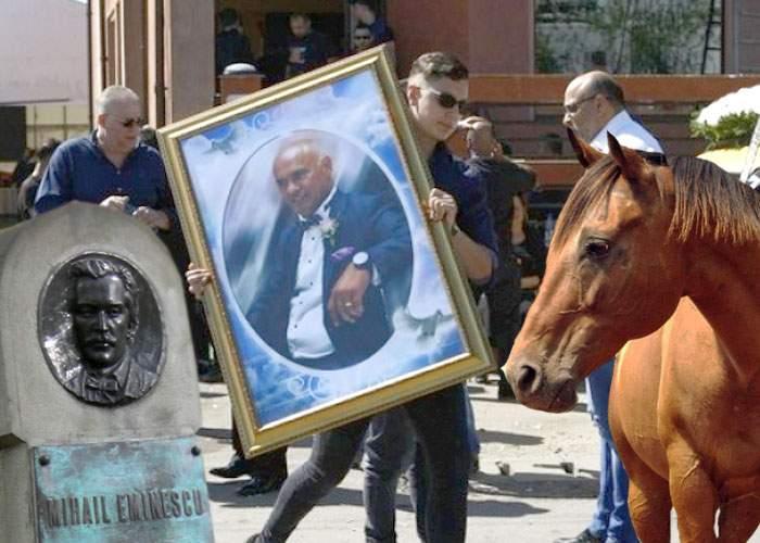 Scandalul continuă la Bellu! Eminescu va fi exhumat ca să aibă loc şi calul lui Fane Spoitoru