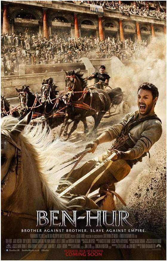 Ben-Hur (2016) – Cei dintâi vor fi cei de pe urmă…