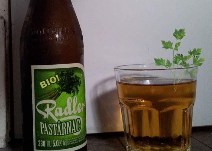 Nou! După berea cu lămâie şi cea cu fructe, pe piaţă face ravagii berea cu legume şi tarhon