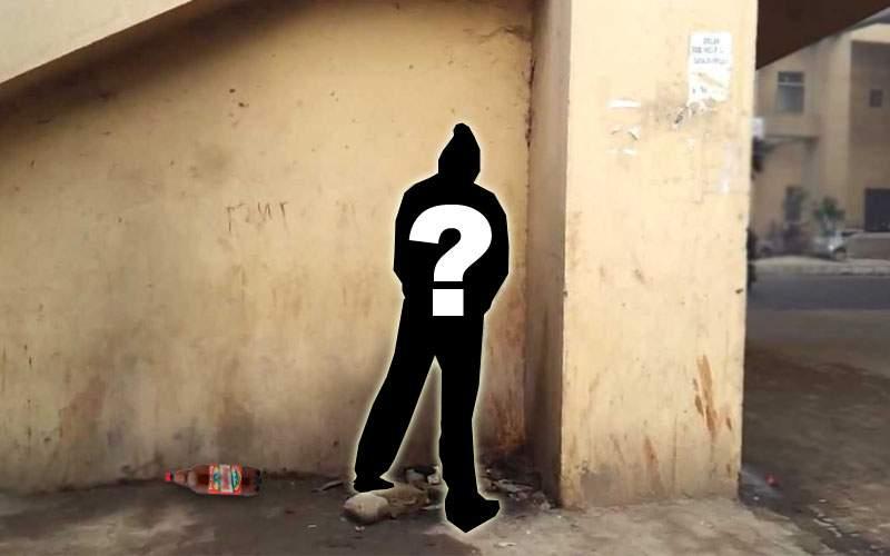 Banksy de România loveşte din nou! Misteriosul beţiv s-a pişat pe încă un zid