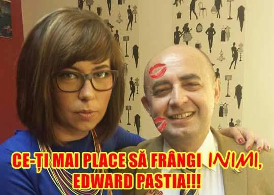 Studiu: 70% din românce și-ar înșela partenerul cu Edward Pastia