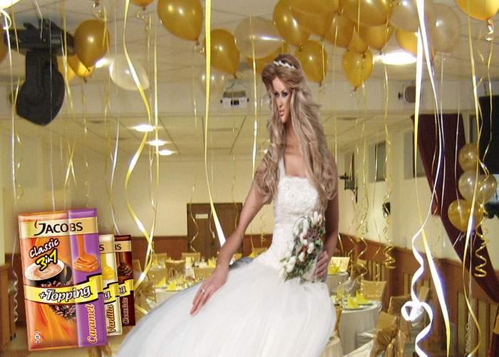 Inedit! La nunta Biancăi Drăguşanu, mireasa nu va fi furată, ci spartă!
