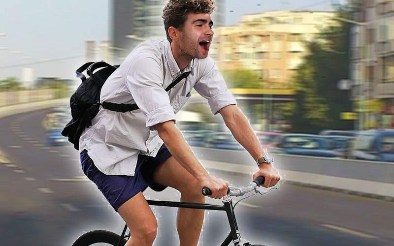 Respect bicicliştilor bucureşteni! Înghit minim câte 20 de ţânţari pe zi!