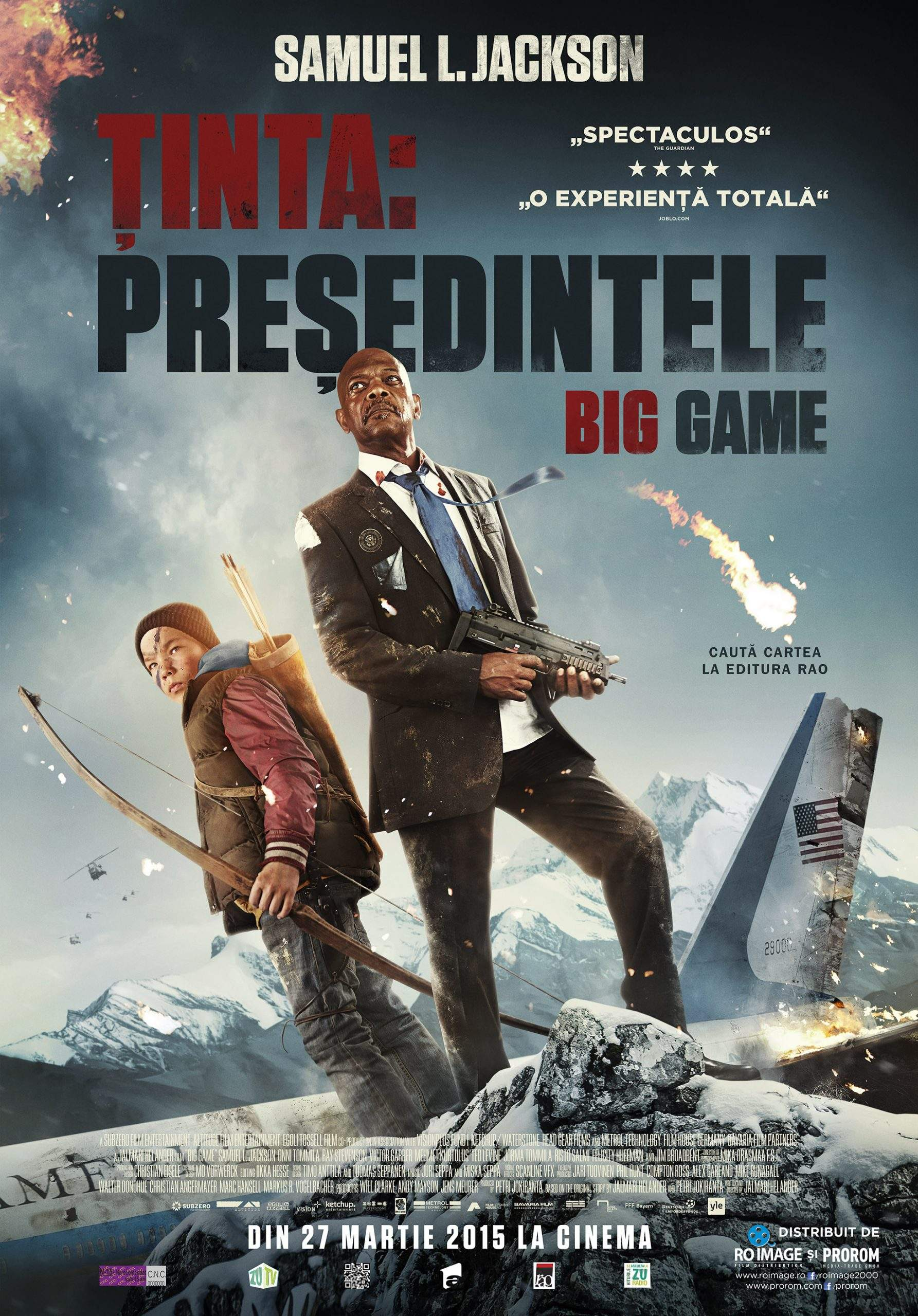 Big Game – Mare potențial