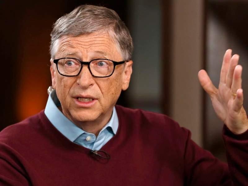 Bill Gates recunoaşte că a creat COVID19 ca să nu-l viziteze neamurile de Paşti