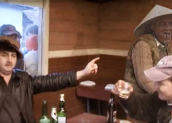 O cârciumă din Brăila, nevoită să aducă bețivi din Vietnam, că bețivii lor sunt plecați în Spania