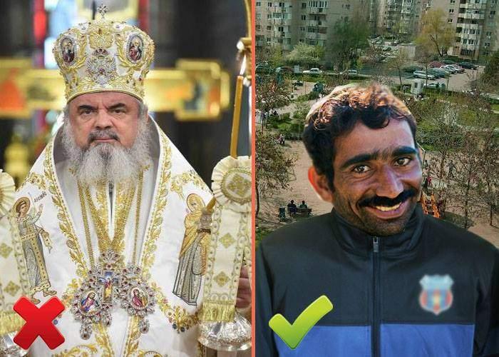Românii preferă să aibă o şatră de ţigani lângă bloc, nu biserici, că popii fură mai mult