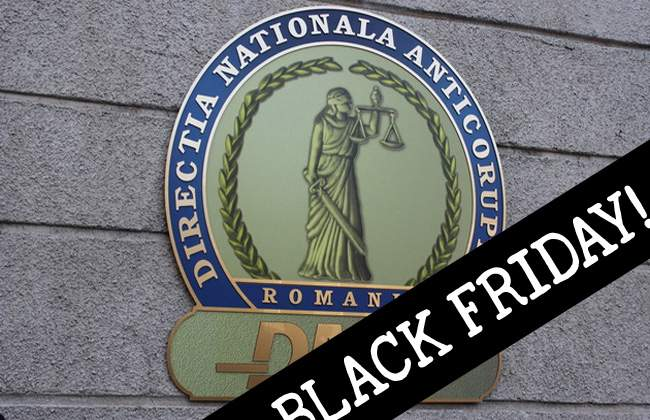 DNA vine cu propria ofertă de Black Friday: 25% reducere la autodenunțuri