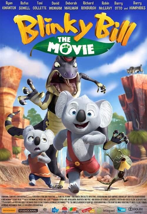Blinky Bill the Movie – De ce n-are ursu' koala sfadă