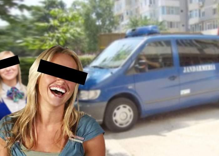 Se-ntoarce roata! Două blonde râd de o oră de un jandarm care încearcă să parcheze