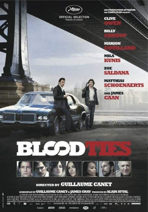 Blood Ties – Sângele baltă nu se face