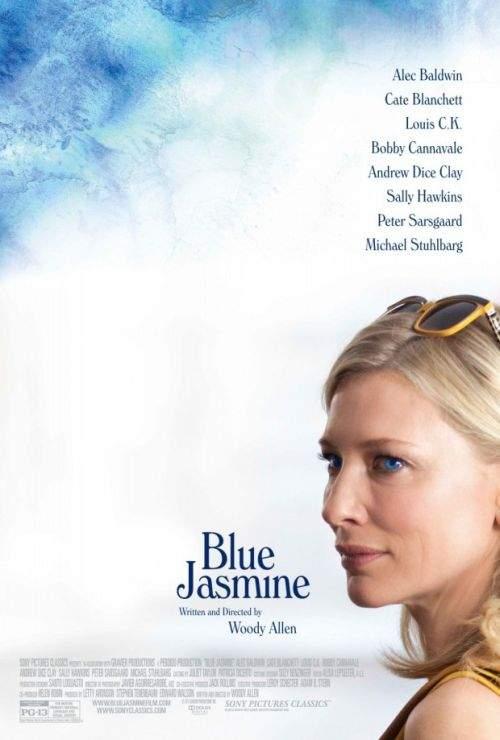Blue Jasmine – Când vorbeşti singur pe stradă, nu vrea lumea să te creadă