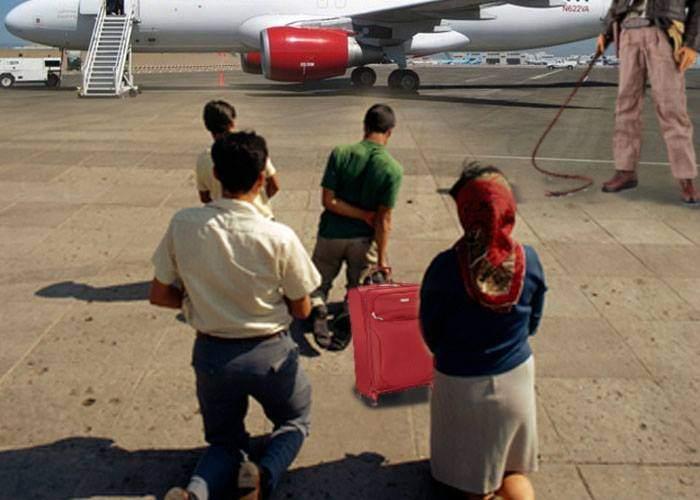Gata cu autobuzele pe Otopeni! Pasagerii Blue Air vor fi duşi de la terminal la avion în genunchi