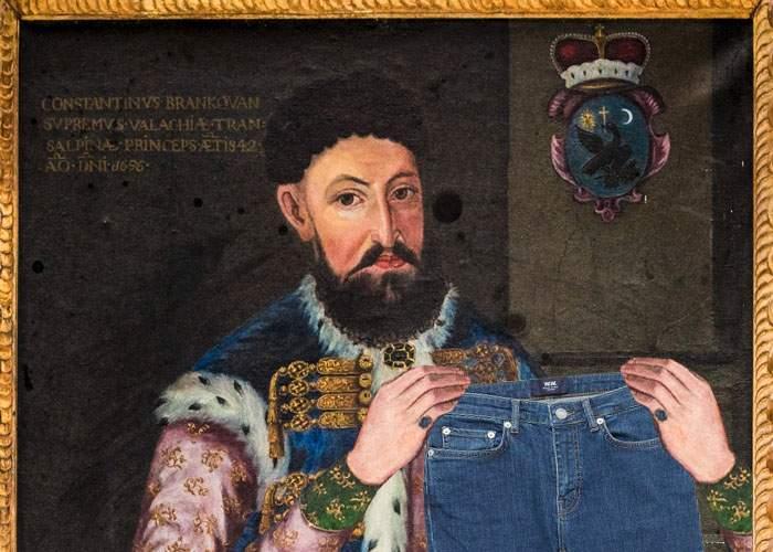 Eroi uitați! Brâncovenii sunt primii care au încercat să aducă blugi de la turci, dar au plătit cu viața pentru asta