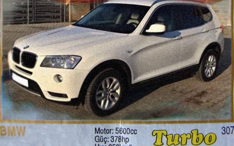 A apărut guma Turbo pentru cocalari, la care toate surprizele sunt cu BMW alb
