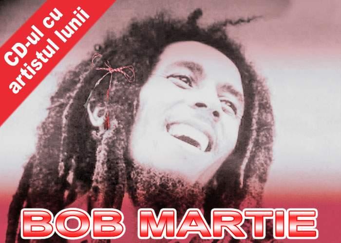 De 8 Martie, femeile au primit un CD cu artistul jamaican Bob Martie