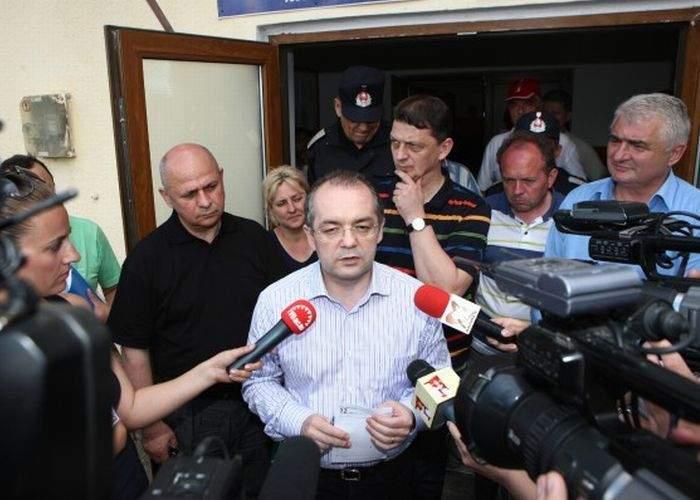 """Emil Boc: """"Nu răspund de rezultatele Guvernului atât timp cât selecţia este făcută de Băsescu"""""""