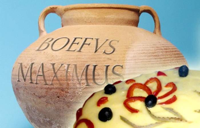 Descoperire arheologică la Histria! A fost găsită o amforă plină cu salată de boeuf