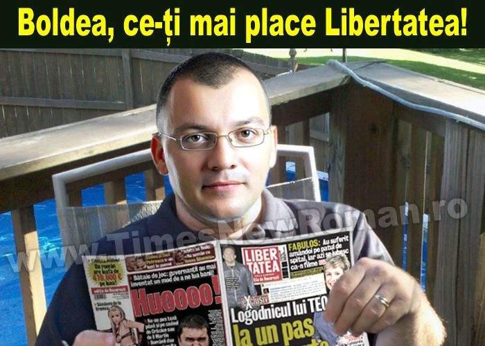 Exclusiv! Prima fotografie cu Mihail Boldea de după plecarea din ţară
