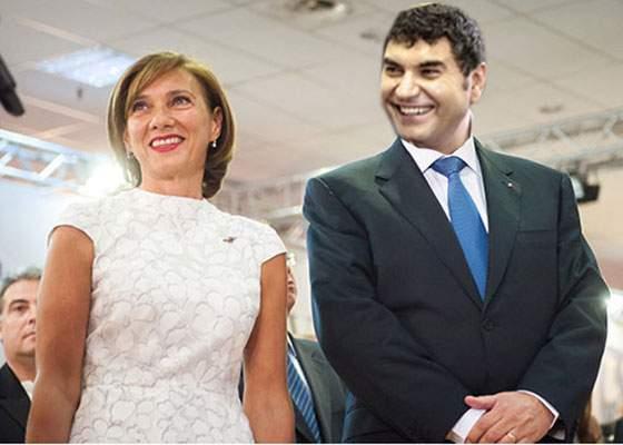 Borcea i-a garantat lui Iohannis că, dacă îl grațiază, îi face un copil și lui Carmen