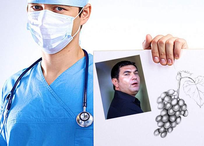 """Medicii neagă zvonul că Cristi Borcea ar avea doar trei testicule: """"Are un ciorchine întreg"""""""
