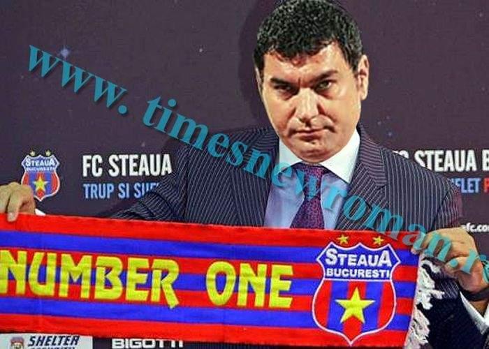 """Cristi Borcea şochează: """"Nu mai suport umilinţele! Voi bagă bani la Steaua, alături de Gigi"""""""
