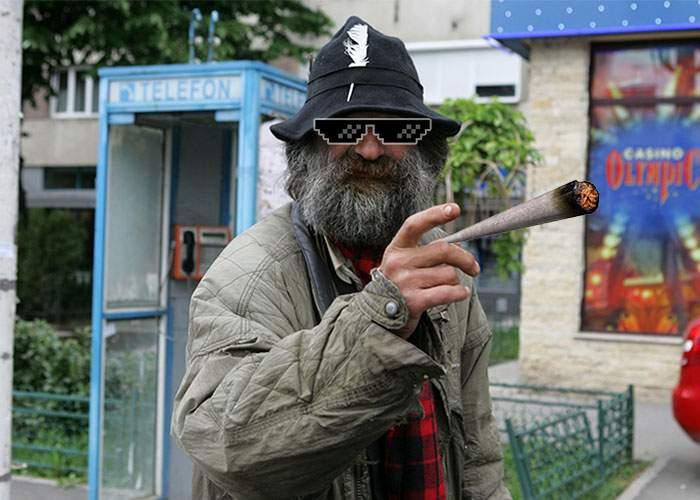 """Boschetarii din București, cei mai fericiți din UE: """"E plin de chiștoace de marijuana pe jos"""""""