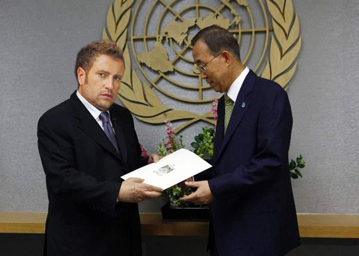 ONU l-a desemnat pe Botezatu drept cel mai heterosexual om de pe mapamond